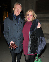 Philip Start and Brix Smith Start at the &quot;The Adoration Trilogy: Searching For Apollo&quot; by Alistair Morrison opening gala, Victoria &amp; Albert Museum, Cromwell Road, London, England, UK, on Monday 13 November 2017.<br /> CAP/CAN<br /> &copy;CAN/Capital Pictures