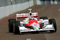 Grand Prix of St. Petersburg, 3 April, 2005.Sam Hornish,Jr..Copyright©F.Peirce Williams 2005.  ref.Digital Image Only