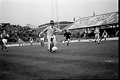 22/11/80 Blackpool v Fleetwood Town FAC 1..Colin Morris crashes home the third goal<br /> ©  Phill Heywood