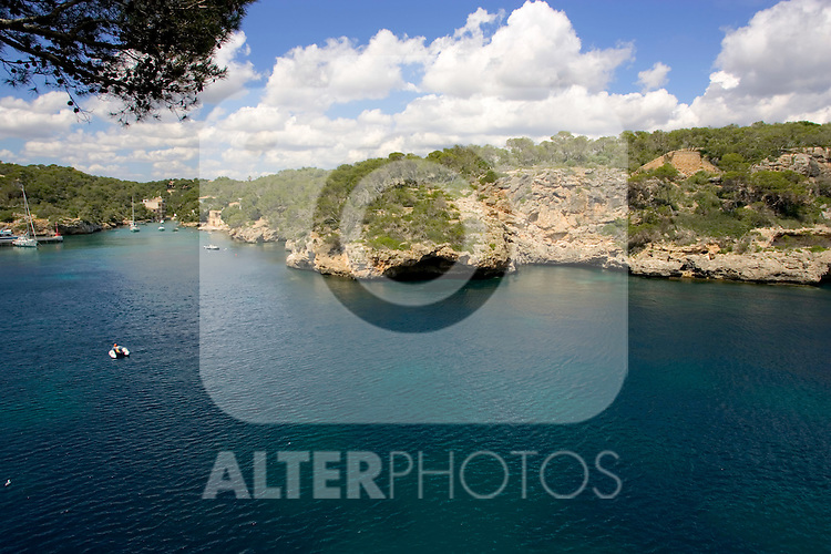 Mallorca, Mediterranean sea. Tavel photography.