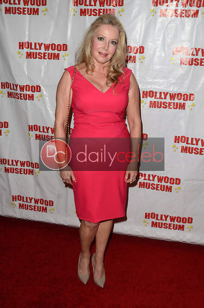 "Kym Karath at ""Child Stars - Then and Now"" Exhibit Opening at the Hollywood Museum in Hollywood, CA on August 19, 2016. (Photo by David Edwards)"