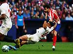 Atletico de Madrid's Diego Costa during La Liga match. Mar 07, 2020. (ALTERPHOTOS/Manu R.B.)