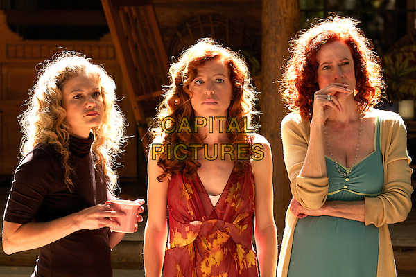 JULIE DAVIS, TANNA FREDERICK, DIANE SALINGER.in Just 45 Minutes from Broadway (2012) .*Filmstill - Editorial Use Only*.CAP/FB.Supplied by Capital Pictures.
