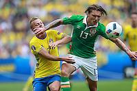 13.06.2016: Schweden vs. Irland