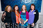 "Attending the ""Mindset Reset"" event in association with Kerry Businesswomen's Network, at The Rose Hotel, Tralee on Friday last, were l-r: Breda O'Sullivan (South Kerry Skillnet), Lisa O'Rourke Scart (Limerick Institute of Technology) Maggie Breen (Idirlinn) Aoife O'Reilly (South Kerry Skillnet)"