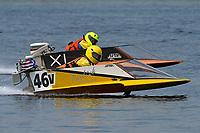 46-V, XI   (Outboard Hydroplanes)