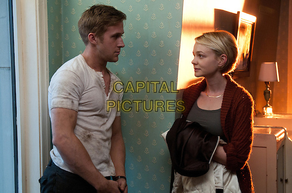 RYAN GOSLING & CAREY MULLIGAN.in Drive.*Filmstill - Editorial Use Only*.CAP/FB.Supplied by Capital Pictures.