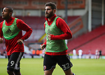 Ched Evans of Sheffield Utd during the Carabao Cup round One match at Bramall Lane Stadium, Sheffield. Picture date 9th August 2017. Picture credit should read: Jamie Tyerman/Sportimage