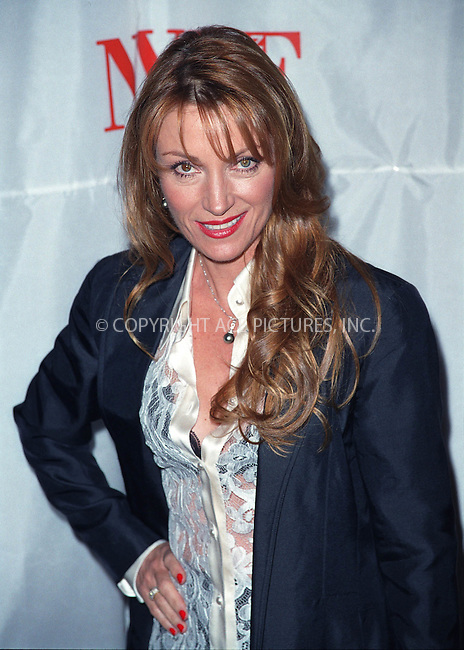 Actress JANE SEYMOUR attending the launch of the full color fashion supplement of the New York Post hosted by Sarah and Lachlan Murdoch at the Mercer Kitchen Restaurant in New York. February 7, 2002. © 2002 by Alecsey Boldeskul/NY Photo Press.   ..*ONE-TIME REPRODUCTION RIGHTS*      ....NY Photo Press:  ..phone (646) 267-6913;   ..e-mail: info@nyphotopress.com