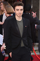 Nathan Sykes<br /> arrives for the The Prince&rsquo;s Trust Celebrate Success Awards 2017 at the Palladium Theatre, London.<br /> <br /> <br /> &copy;Ash Knotek  D3241  15/03/2017