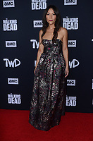"LOS ANGELES - SEP 23:  Eleanor Matsuura at the ""The Walking Dead"" Season 10 Premiere Event at the TCL Chinese Theater on September 23, 2019 in Los Angeles, CA"