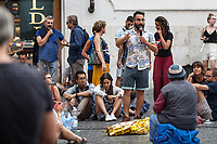 Afghan Refugee. <br />