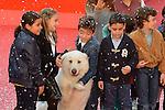 IM Roma 09-11-2013 <br /> Festival Internazionale del Film Roma 2013<br /> nella foto Bambini Cast Belle e Sebastien<br /> foto Marco Iorio