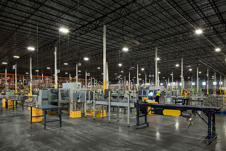 Campbell's Warehouse & Distribution Center   ARCO National Construction