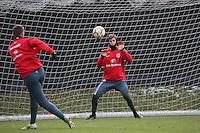 05.02.2015: Eintracht Frankfurt Training