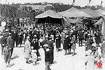 Children seen here at the circus when it came through Waterbury in 1928.