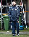 Stenny manager Martyn Corrigan.