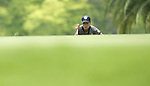 SINGAPORE - MARCH 07:  Se Ri Pak of South Korea on the par five 15th hole during the third round of HSBC Women's Champions at the Tanah Merah Country Club on March 7, 2009 in Singapore.  Photo by Victor Fraile / The Power of Sport Images