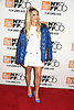 Liana Werner-Gray. wearing a coat that belonged to Bill Cunningha, attends &quot;The Times of Bill Cunningham&quot;  World Premiere on October 11, 2018 at the 56th New York Film Festival in New York City, New York, USA.<br /> <br /> photo by Robin Platzer/Twin Images<br />  <br /> phone number 212-935-0770