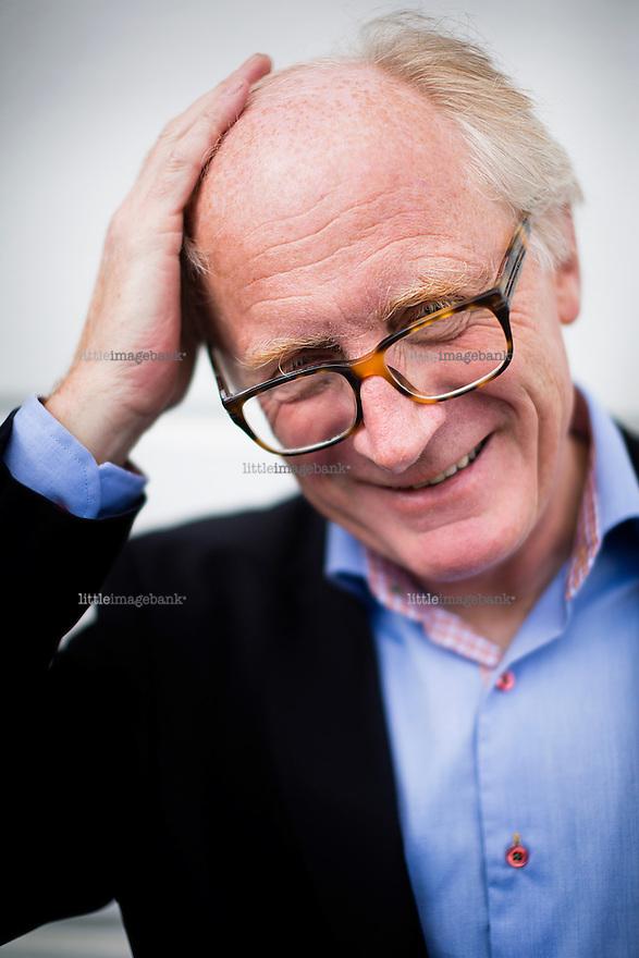 Oslo, Norge, 30.04.2013. Kai Aage Eide (født 28. februar 1949 i Sarpsborg) er en norsk diplomat og tidligere politiker (H). Foto: Christopher Olssøn.