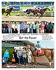 Bet the Power winning The David Fifield retirement trophy race at Delaware Park on 9/26/13