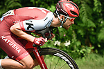 Rick Zabel (GER) Team Katusha Alpecin in action during Stage 7 of the 2018 Tour de France running 231km from Fougeres to Chartres, France. 13th July 2018. <br /> Picture: ASO/Pauline Ballet | Cyclefile<br /> All photos usage must carry mandatory copyright credit (&copy; Cyclefile | ASO/Pauline Ballet)
