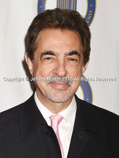 BEVERLY HILLS, CA - OCTOBER 24: Actor Joe Mantegna attends the Last Chance for Animals Benefit Gala at The Beverly Hilton Hotel on October 24, 2015 in Beverly Hills, California.