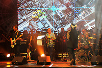 LONDON, ENGLAND - NOVEMBER 5: Mike Batt and Arthur Brown performing with 'Hawkwind' at The Palladium on November 5, 2018 in London, England.<br /> CAP/MAR<br /> &copy;MAR/Capital Pictures