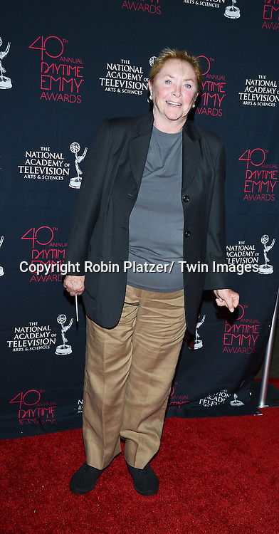 Susan Flannery attends the 40th Annual Daytime Creative Arts Emmy Awards on June 14, 2013 at the Westin Bonaventure Hotel in Los Angeles, California.