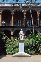 Cuba, Palacio de los Capitanes Generales in Habana, Unesco-Weltkulturerbe