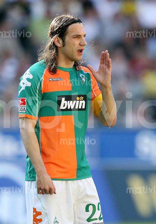 Fussball   1. Bundesliga   Saison 2006/2007 Torsten FRINGS (SV Werder Bremen)