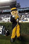 17 October 2015: Wake Forest's Demon Deacon. The University of North Carolina Tar Heels hosted the Wake Foresst University Demon Deacons at Kenan Memorial Stadium in Chapel Hill, North Carolina in a 2015 NCAA Division I College Football game. UNC won the game 50-14.