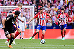 Gabriel Fernandez Arenas of Atletico de Madrid in action during the La Liga match between Atletico Madrid and Eibar at Wanda Metropolitano Stadium on May 20, 2018 in Madrid, Spain. Photo by Diego Souto / Power Sport Images