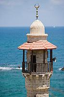 Asie/Israel/Tel-Aviv-Jaffa/Veux Jaffa: la mosquée Mahmoudiya datant de 1812