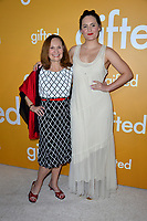 Actresses Beth Grant &amp; daughter Mary Chieffo at the premiere for &quot;Gifted&quot; at The Grove. Los Angeles, USA 04 April  2017<br /> Picture: Paul Smith/Featureflash/SilverHub 0208 004 5359 sales@silverhubmedia.com