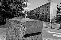 Varsavia,il ghetto oggi (the Warsaw ghetto today)