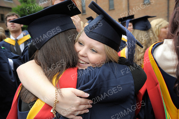 July 2010 Students Graduating from a British University..Photos by Alan Edwards.www.f2images.co.uk