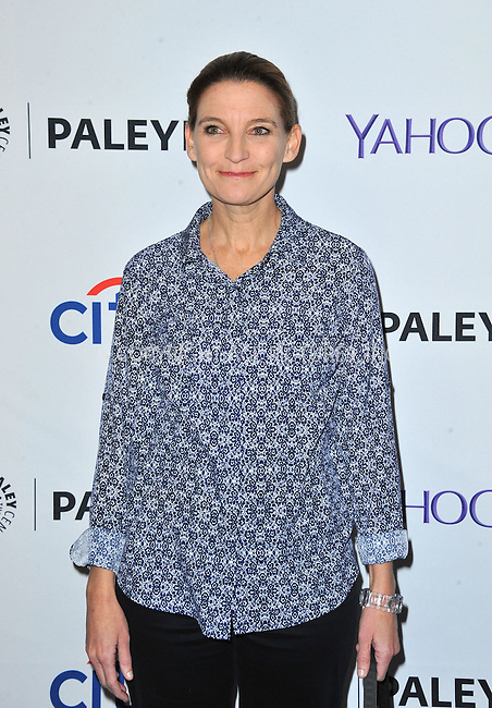 WWW.ACEPIXS.COM<br /> <br /> March 6 2015, LA<br /> <br /> Merredith Stiehm arriving at The Paley Center For Media's 32nd Annual PALEYFEST LA - 'Homeland' at the Dolby Theatre on March 6, 2015 in Hollywood, California.<br /> <br /> By Line: Peter West/ACE Pictures<br /> <br /> <br /> ACE Pictures, Inc.<br /> tel: 646 769 0430<br /> Email: info@acepixs.com<br /> www.acepixs.com