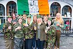 "Sheila O'Sullivan from Kilcummin and ""Army"" of her friends and family enjoyed hen breakfast in the Failte Hotel, Killarney last friday morning be heading for her hen night to Kilkenny."