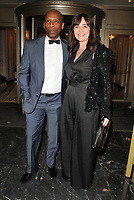 Andy Abraham and guest at the Rainbows Celebrity Charity Ball, The Dorchester Hotel, Park Lane, London, England, UK, on Friday 01 June 2018.<br /> CAP/CAN<br /> &copy;CAN/Capital Pictures