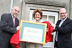 Ruairi Quinn TD Minister for Education and Skills officially opens ABACAS School on Fair Street. Pictured here with Jacinta Walsh and Ged Nash...(Photo credit should read Jenny Matthews www.newsfile.ie)....This Picture has been sent you under the conditions enclosed by:.Newsfile Ltd..The Studio,.Millmount Abbey,.Drogheda,.Co Meath..Ireland..Tel: +353(0)41-9871240.Fax: +353(0)41-9871260.GSM: +353(0)86-2500958.email: pictures@newsfile.ie.www.newsfile.ie.