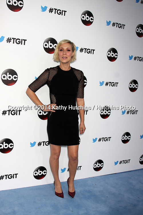 LOS ANGELES - SEP 20:  Liza Weil at the TGIT Premiere Event for Grey's Anatomy, Scandal, How to Get Away With Murder at Palihouse on September 20, 2014 in West Hollywood, CA
