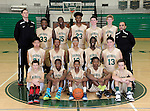 12-8-14, Huron High School boy's freshman basketball team
