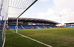 A general view of the stadium during the The FA Women's Championship match at the Proact Stadium, Chesterfield. Picture date: 12th January 2020. Picture credit should read: James Wilson/Sportimage