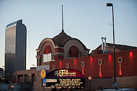 "10/27/12 - 2012 Concert Venues. A General view of the Downtown Denver Concert Venue ""The Fillmore Auditorium"" at 1510 Clarkson Street (corner of Colfax Avenue and Clarkson Street)."