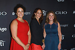 Guests arrives at the 2017 Clio Awards in The Tent at Lincoln Center in New York City on September 27, 2017.