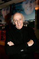 November 9, 2005 File Photo - Gilles Vigneault  CD launch