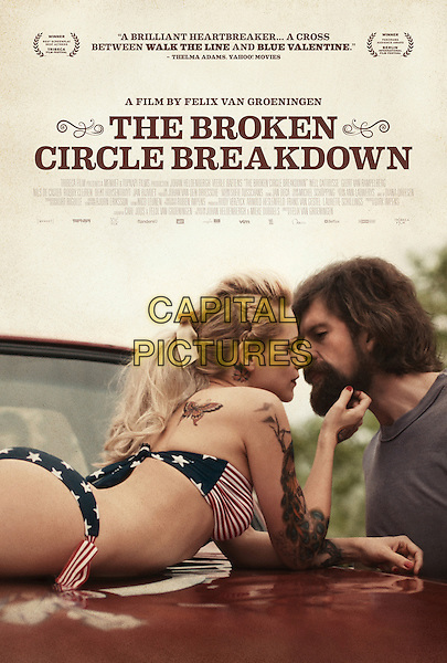 AMERICAN POSTER ART<br /> in The Broken Circle Breakdown (2012) <br /> *Filmstill - Editorial Use Only*<br /> CAP/FB<br /> Image supplied by Capital Pictures