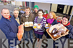 MARKETEERS: Stall-holders at the Castleisland Farmers' Market which is looking for new members, l-r: Johnny Nolan, Willie Reidy, Robert O'Mahony, Willie Reidy, Fiona O'Connor, Alice King, Audrey Clifford.