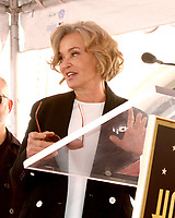 LOS ANGELES - DEC 4:  Jessica Lange at the Ryan Murphy Star Ceremony on the Hollywood Walk of Fame on December 4, 2018 in Los Angeles, CA